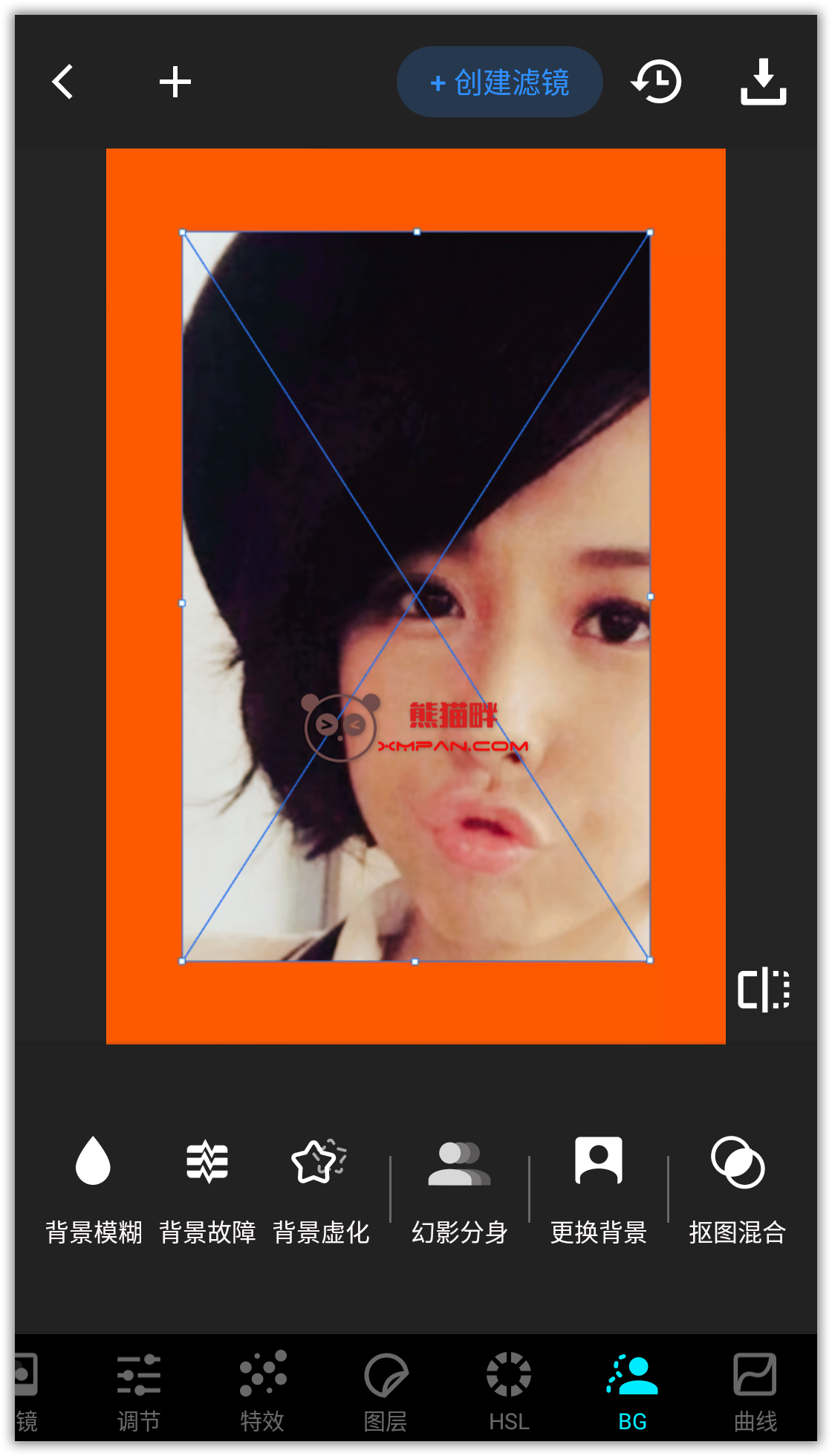 Android 照片编辑器,图片滤镜 Lumii v1.441.88 Pro